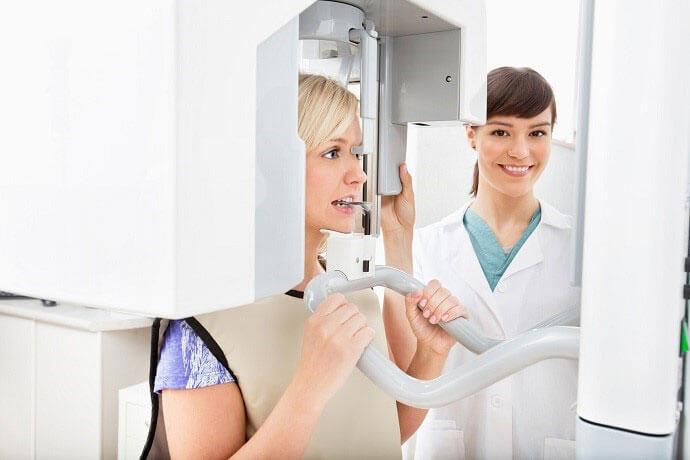 Radiografía Dental en 3D